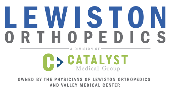 Lewiston Orthopedics logo
