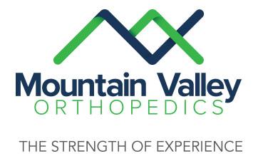 Mountain Valley Orthopedics